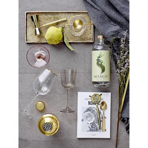 Image of   Bloomingville Cocktail sæt i guld rustfri stål