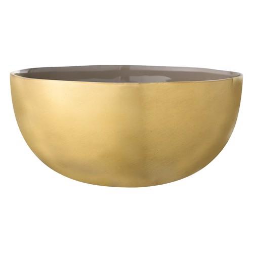 Image of   Bloomingville skål i brun