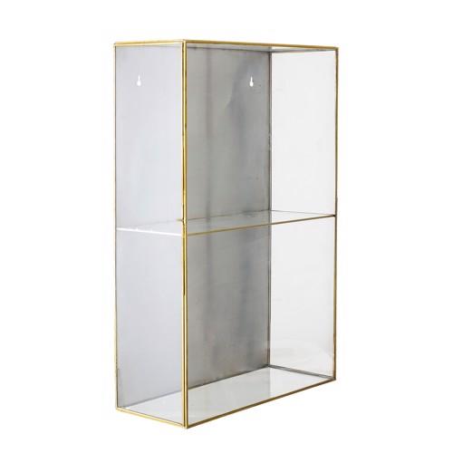 Image of   Bloomingville cabinet skab i klar glas