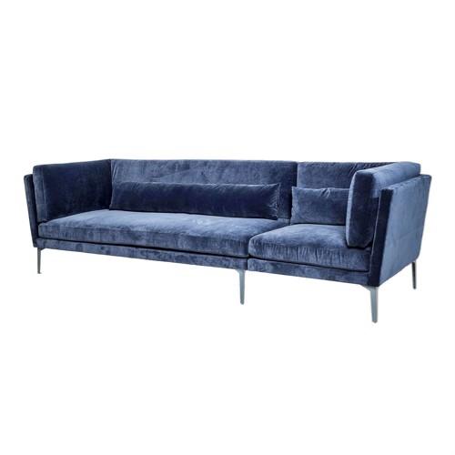 Bloomingville Sofa Rox blå
