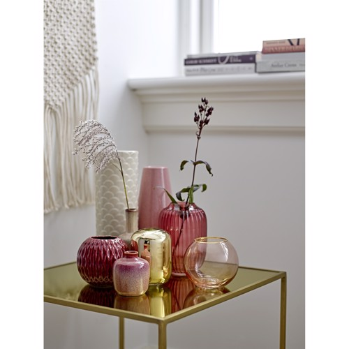 Image of   Bloomingville Cube sofabord guld, metal