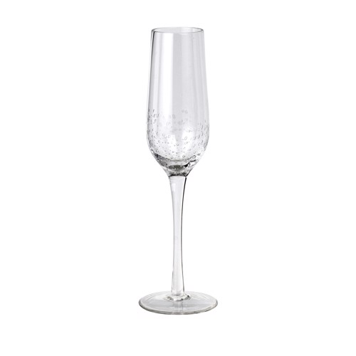 Image of   Broste Copenhagen Bubble champagneglas