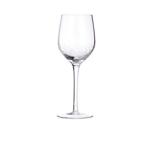 Image of   Broste Copenhagen Bubble Hvidvinsglas