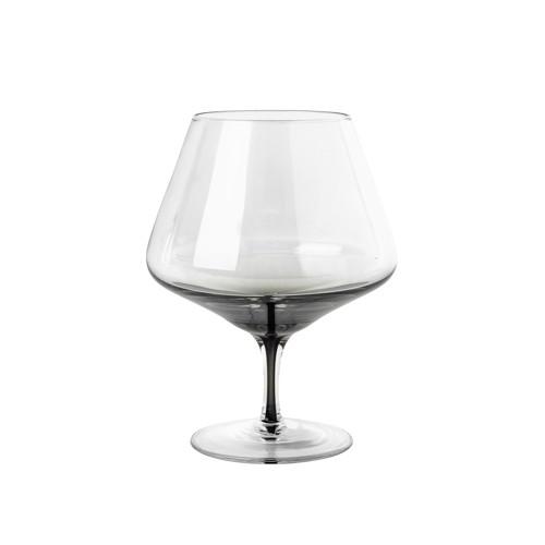 Image of   Broste Copenhagen Smoke cognacglas.