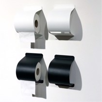 By Brorson toiletrulleholder