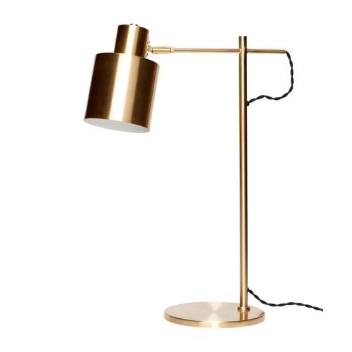 Image of   Hübsch bordlampe messing