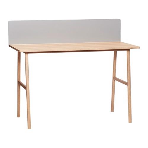 Image of   Hübsch Skrivebord i egetræ