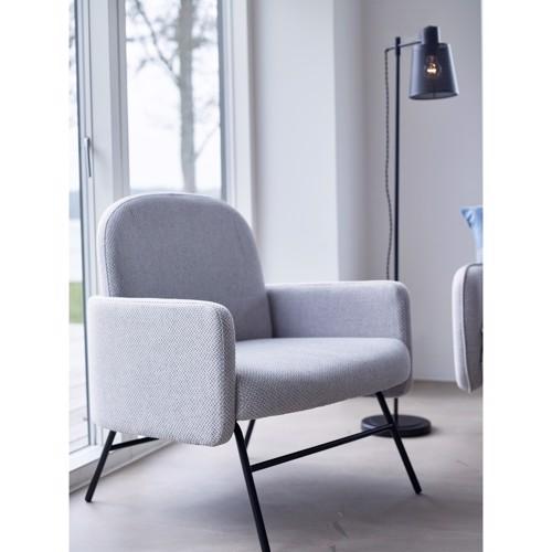 Hübsch Lænestol i grå