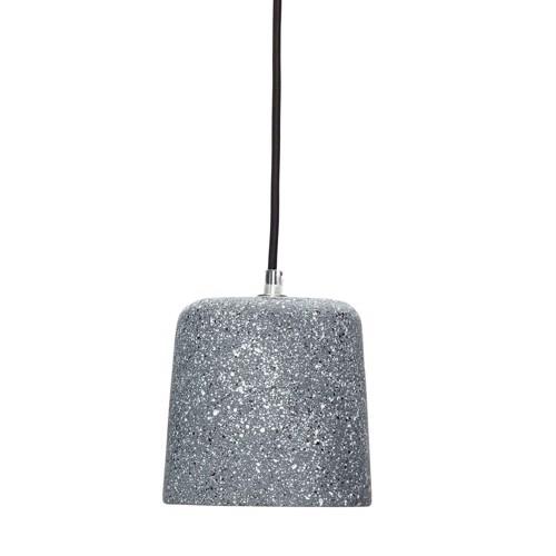 Billede af Hübsch Loftlampe grå beton