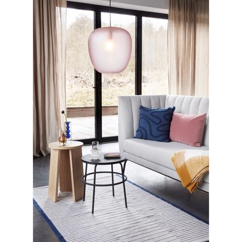 Image of   Hübsch Sofa lysegrå stof