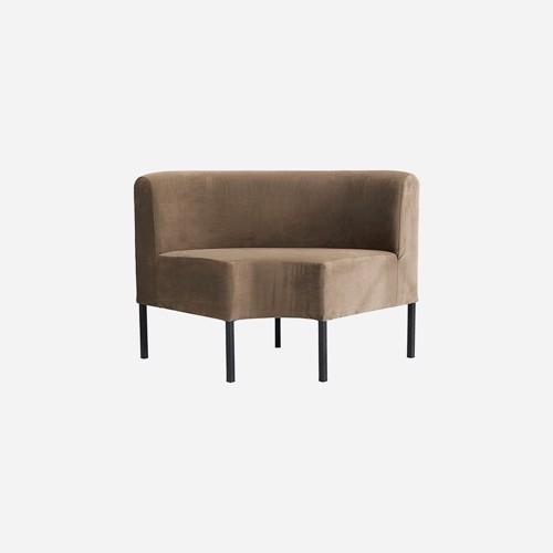 House Doctor sofa Seater Corner sand Hjørne modul