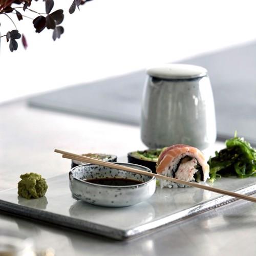 house doctor rustic sushi tallerken se tilbud k b online. Black Bedroom Furniture Sets. Home Design Ideas