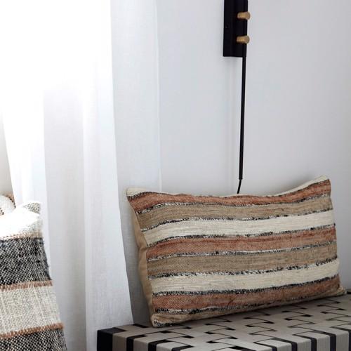 House Doctor sofa pudebetræk Linn orange