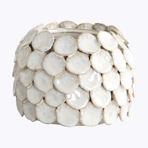 Image of   House Doctor vase Dot i hvid