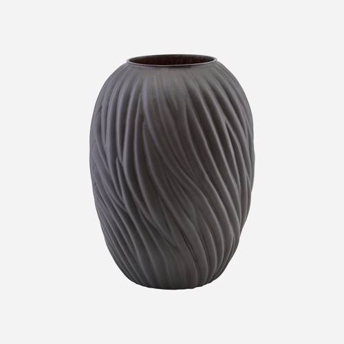 Image of   House Doctor vase Noa Mørkebrun