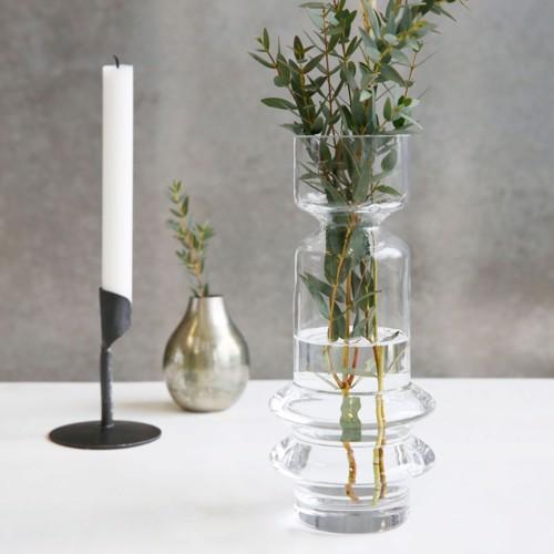 Image of   House Doctor vase Sapa Klar