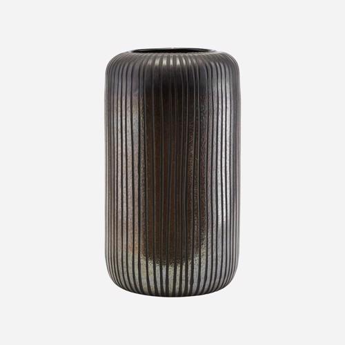 Image of   House Doctor vase Utla Sort/Brun