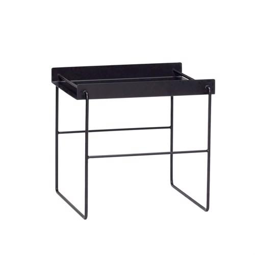 Hübsch Sofabord i metal, sort