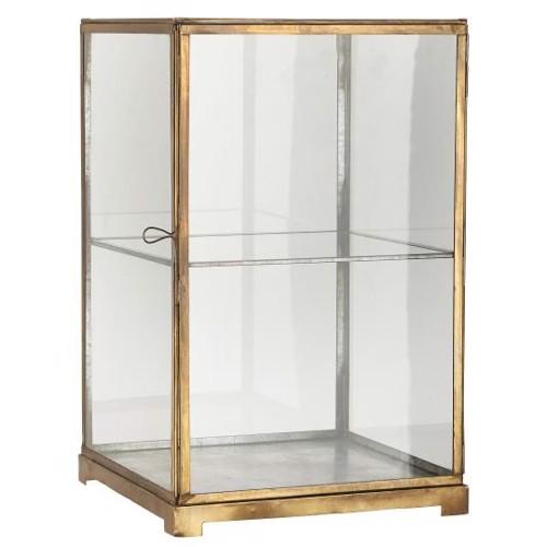 IB Laursen display med 4 glassider 1 glashylde