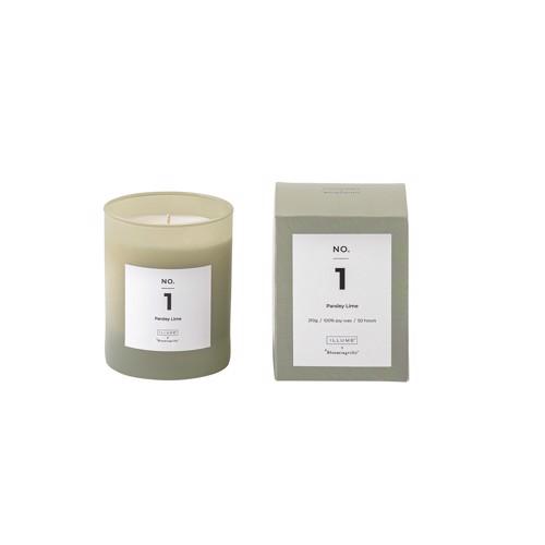 Illume duftlys Persille og Lime No 1
