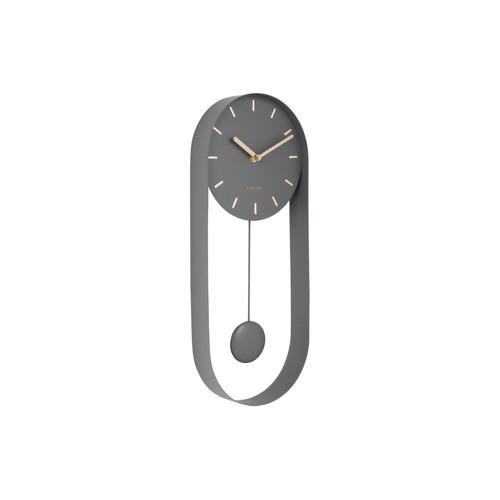 Image of   Karlsson Vægur Pendulum Charm grå