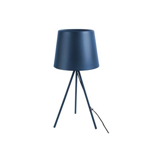 Image of   Present Time Bordlampe Classy Dark Blue