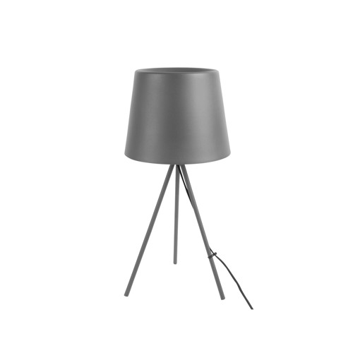 Image of   Present Time Bordlampe Classy Grey