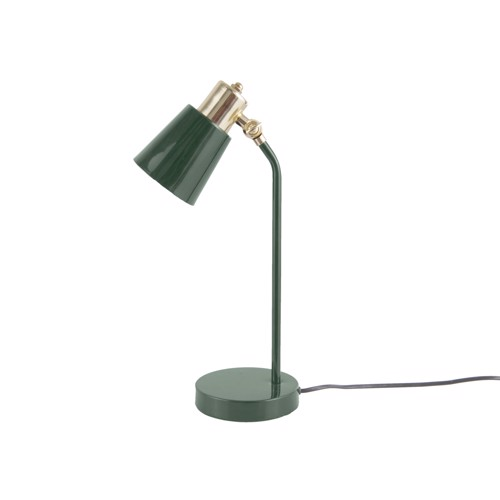 Image of   Leitmotiv Bordlampe Classic Grøn