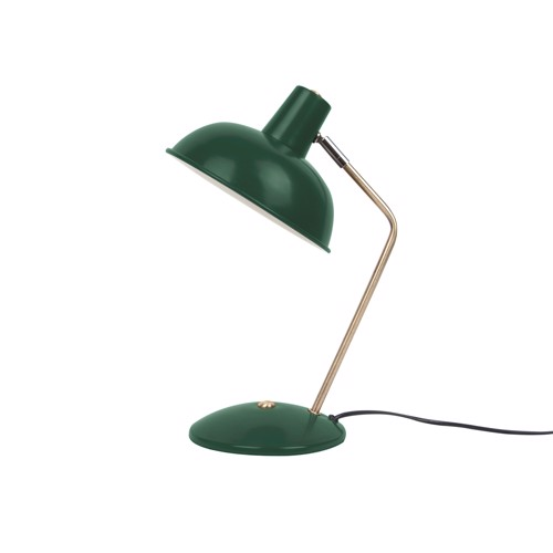 Image of   Present Time Bordlampe Hood Green