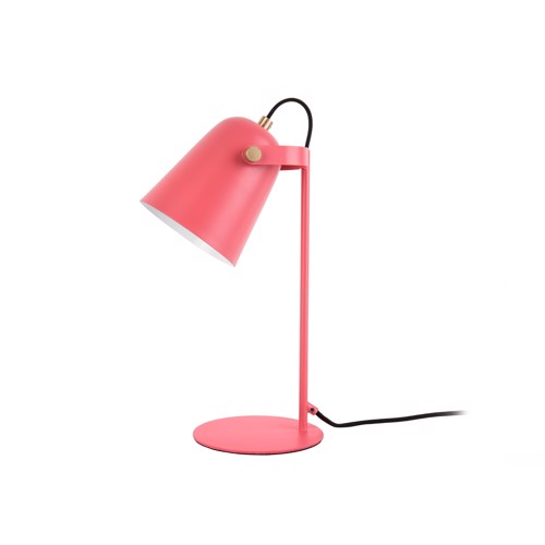 Image of   Present Time Bordlampe Steady Coral Pink