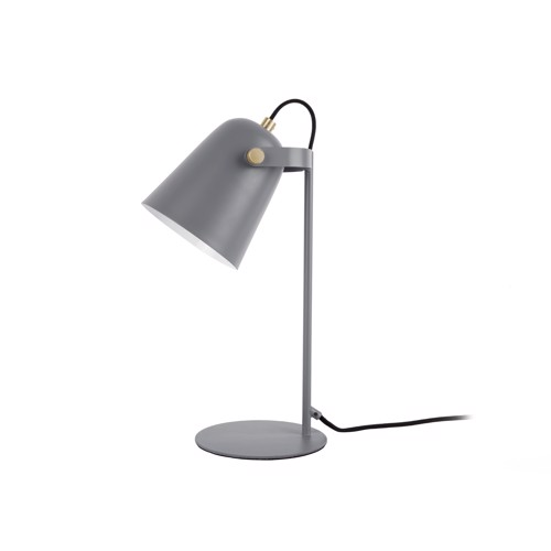 Image of   Present Time Bordlampe Steady Dark Grey