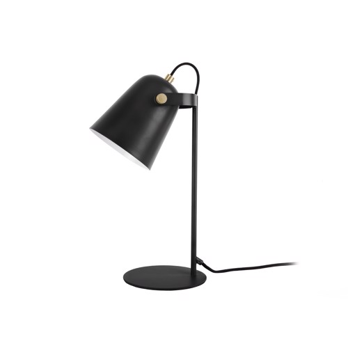 Image of   Present Time Bordlampe Steady Black