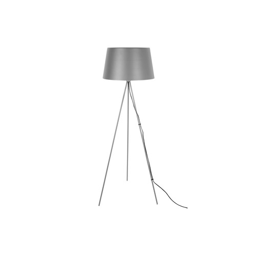 Image of   Present Time Gulvlampe Classy Grey