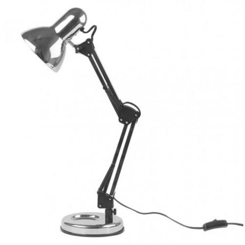 Billede af Present Time Skrivebordslampe Hobby i stål krom