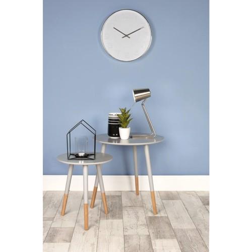 Image of   Present Time Z Bord Lampe Sølv