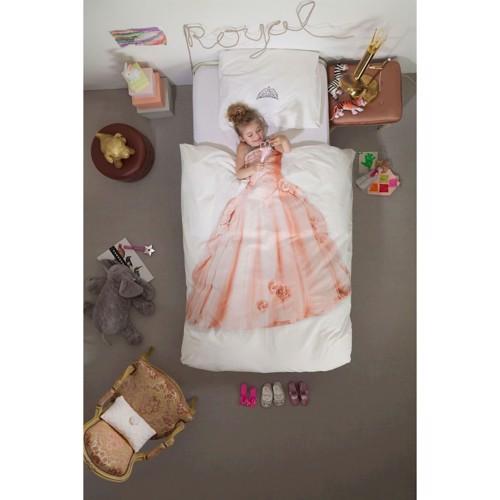 Image of   Snurk sengetøj Prinsesse pink
