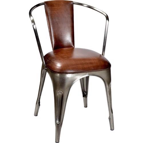 Image of   Trademark Living Stol polstret