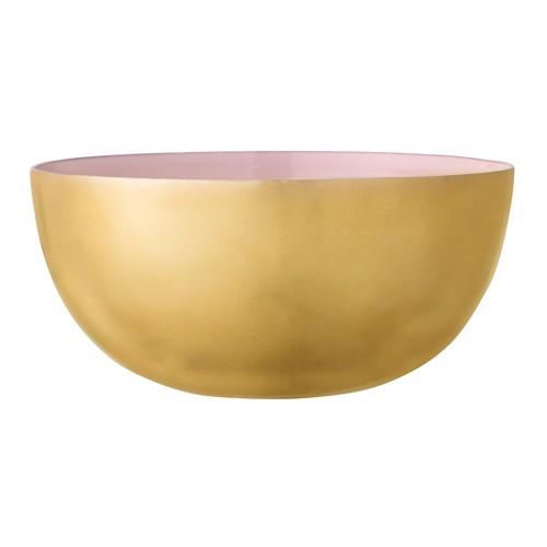 Image of   Bloomingville skål i rosa