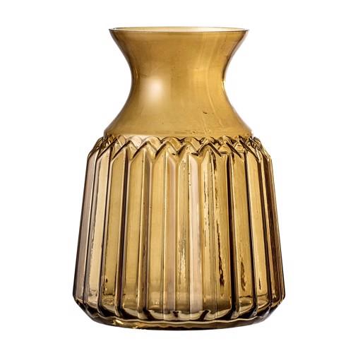 Bloomingville Vase Glas Brun
