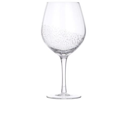 Image of   Broste Copenhagen Bubble Rødvinsglas