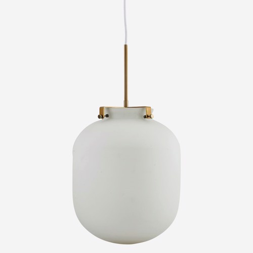 Image of   House Doctor Loftlampe Ball Hvid