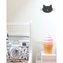 Deko my dear, kat wallsticker