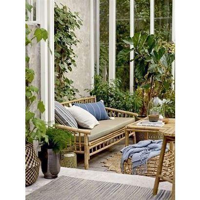 Kendte Bloomingville Bambus - Sofa - Se tilbud og køb online idag SD-35