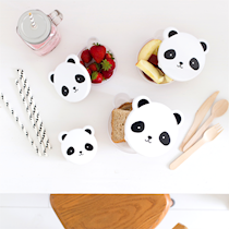 A Little Lovely Company Snackbox Panda